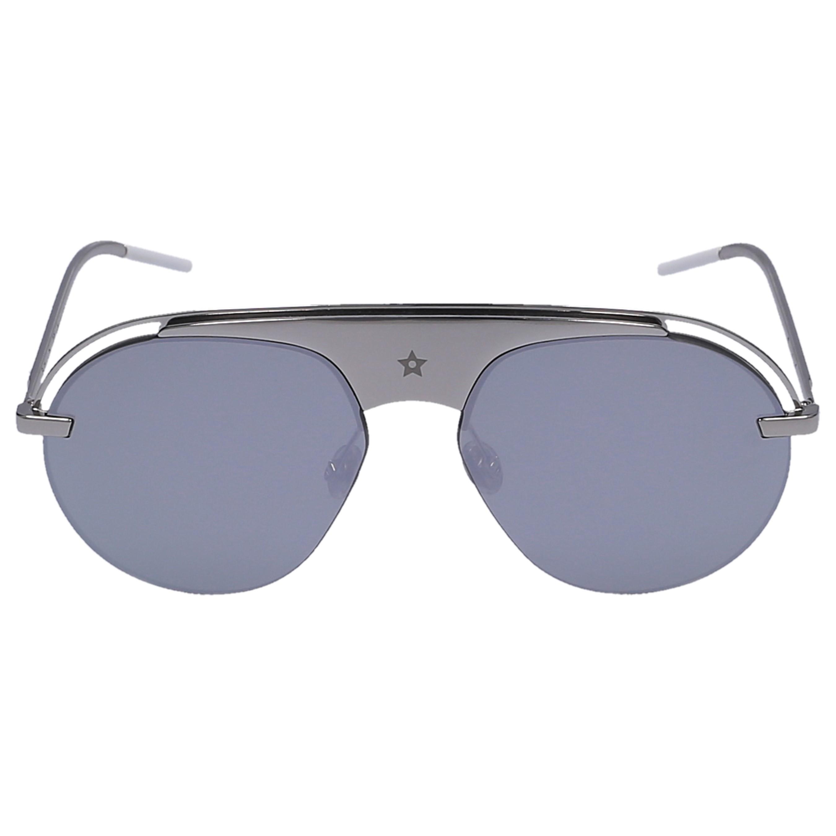 Dior Sonnenbrille Aviator EVOLUT KJ1 Metall schwarz