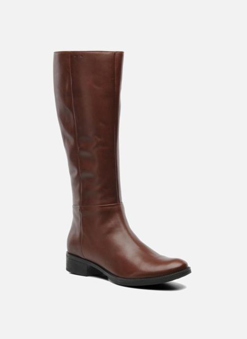 Geox - D MENDI ST P D3490P - Stiefel für Damen / braun