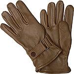 Handschuhe aus Hirschleder sattel 135