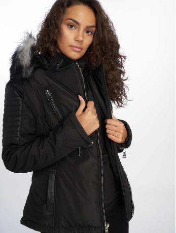 Hechbone Frauen Winterjacke Classic in schwarz