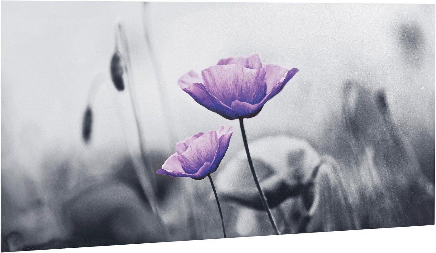 """Home affaire Kunstdruck , grau, 100x50cm, """"Colour I"""""""