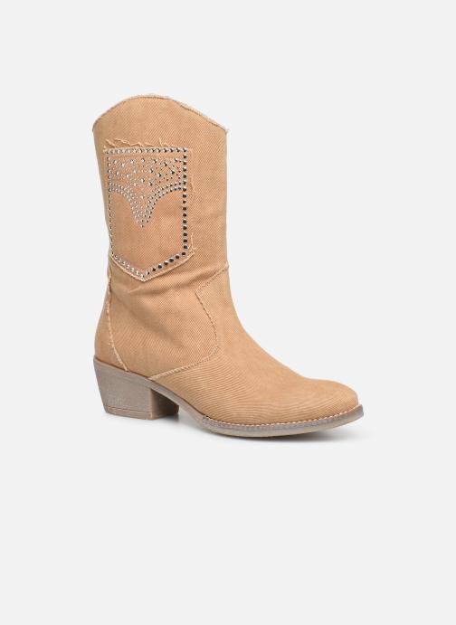 Humat - Dakota Tacha - Stiefel für Damen / beige