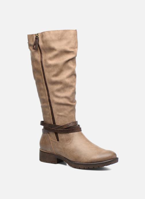 Jana shoes - Yelena - Stiefel für Damen / beige
