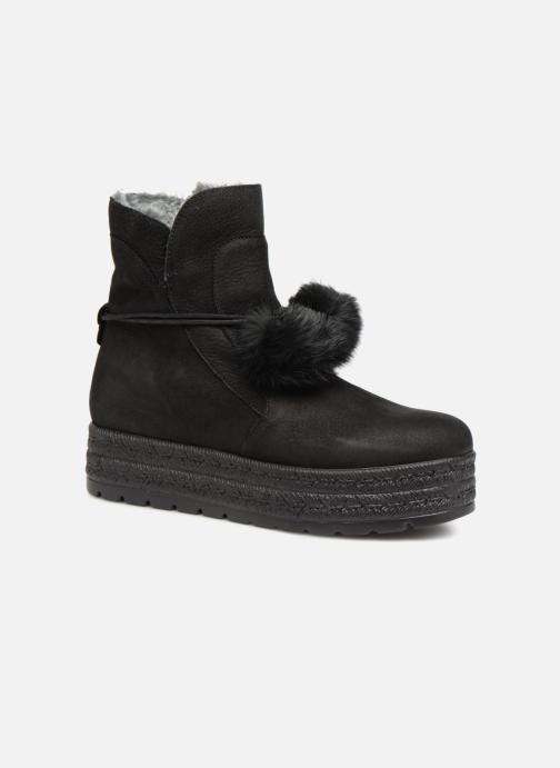 Kanna - KI7886 - Stiefel für Damen / schwarz