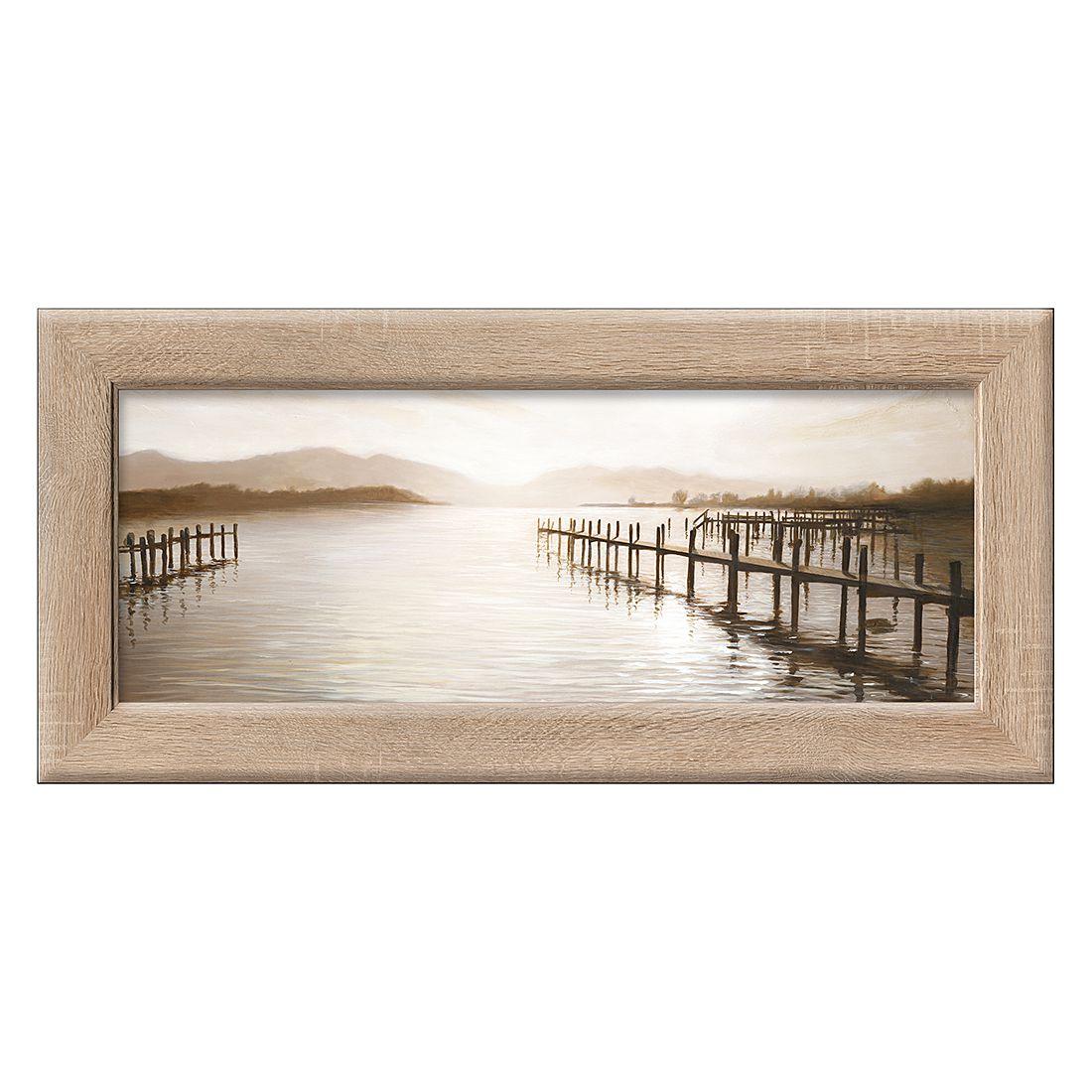 Kunstdruck Mountain lake, Pro Art