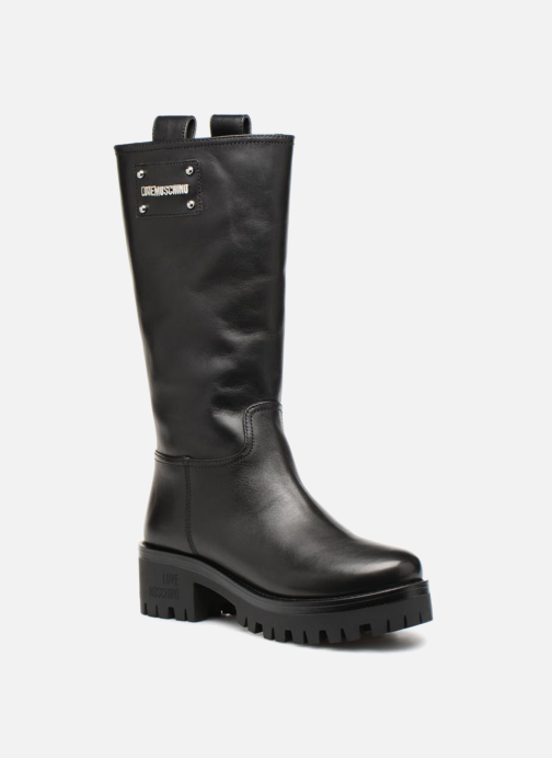 Love Moschino - New Urban Boot - Stiefel für Damen / schwarz