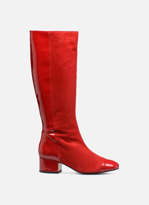 Made by SARENZA - Retro Dandy Bottes #2 - Stiefel für Damen / rot