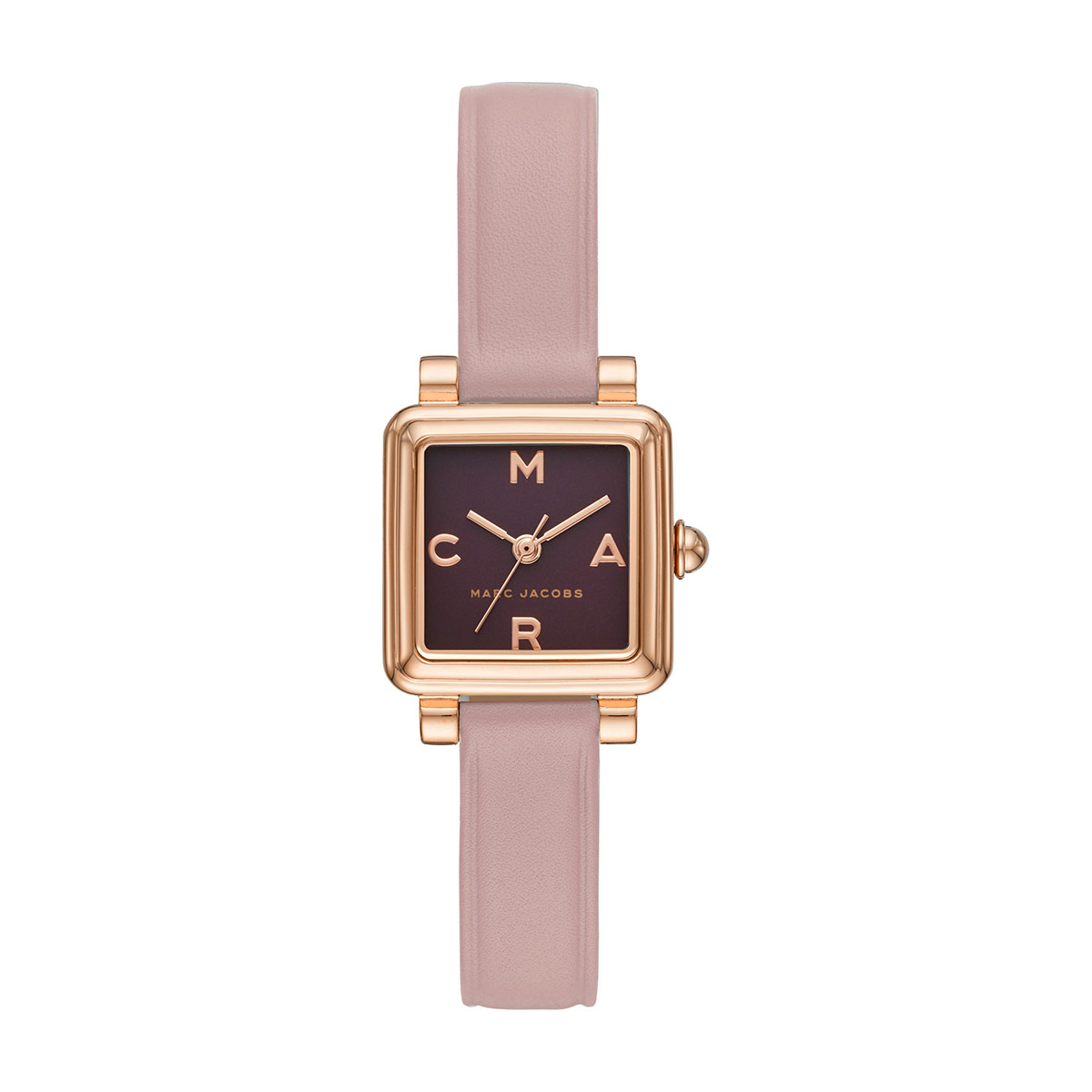 Marc Jacobs Uhr - MJ1640 Vic Classic Watch Roségold - in rosa - für Damen