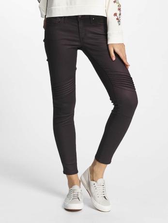 Mavi Jeans Frauen Skinny Jeans Aura in rot
