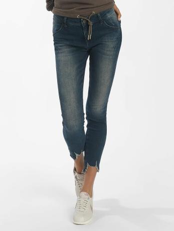 Mavi Jeans Frauen Skinny Jeans Lindy in indigo