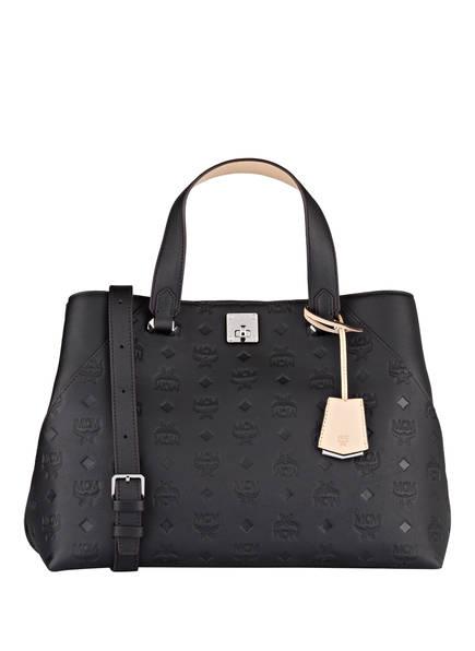 Mcm Handtasche Essential Mono schwarz