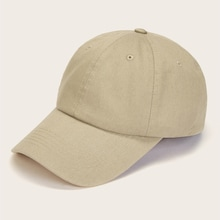 Men Plain Baseball Cap