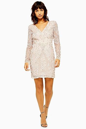 **Miu Kleid von Lace & Beads - Haut