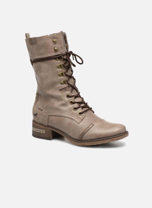 Mustang shoes - Morvan - Stiefel für Damen / braun