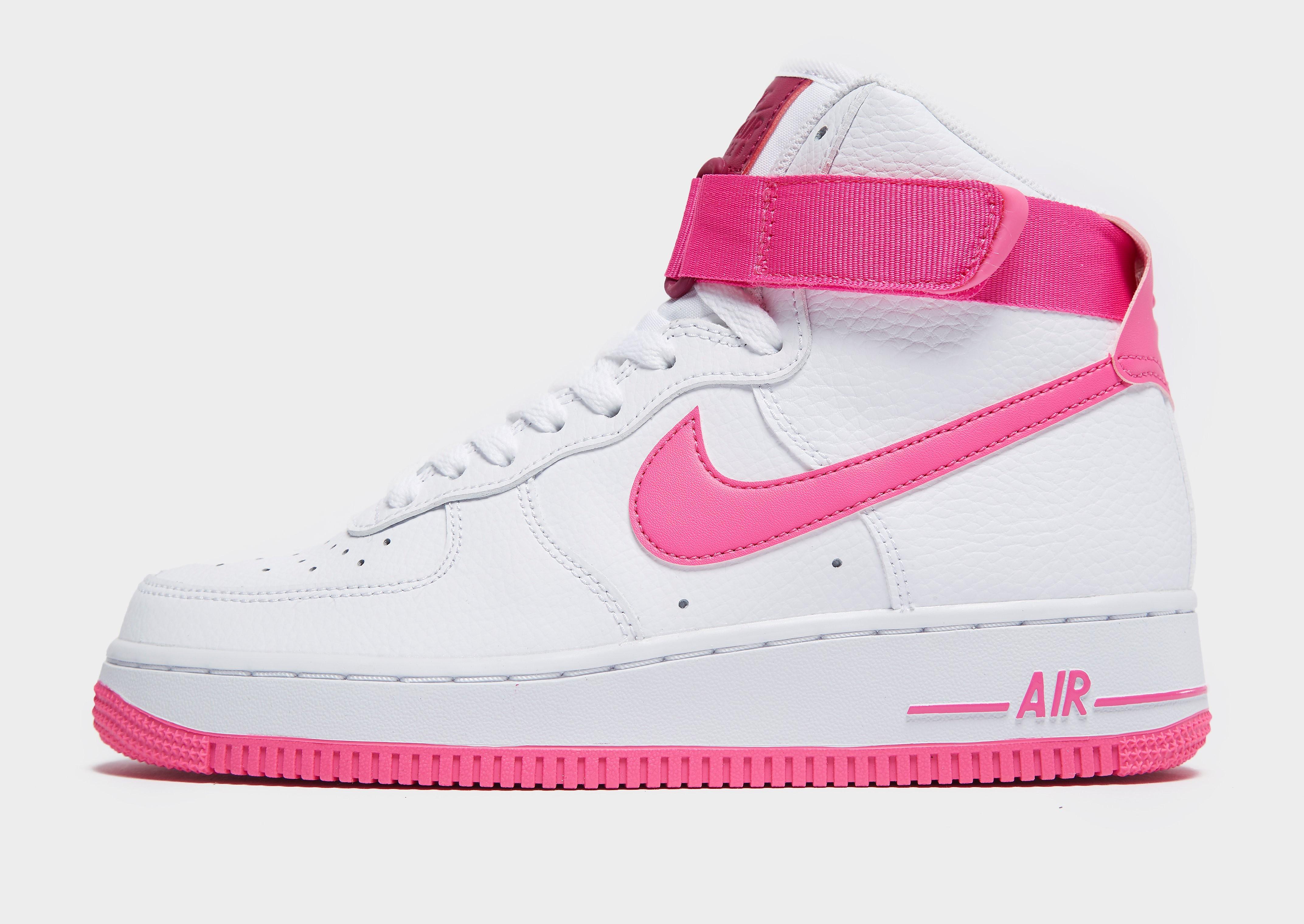 Nike Air Force 1 High Damen - Weiss - Womens, Weiss
