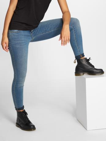 Only Frauen Skinny Jeans onlCoral Sl Skinny in blau