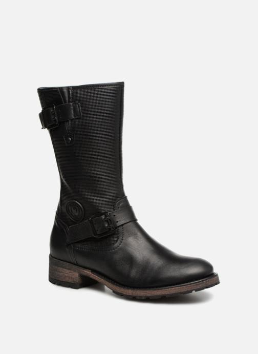 Pataugas - Dina - Stiefel für Damen / schwarz