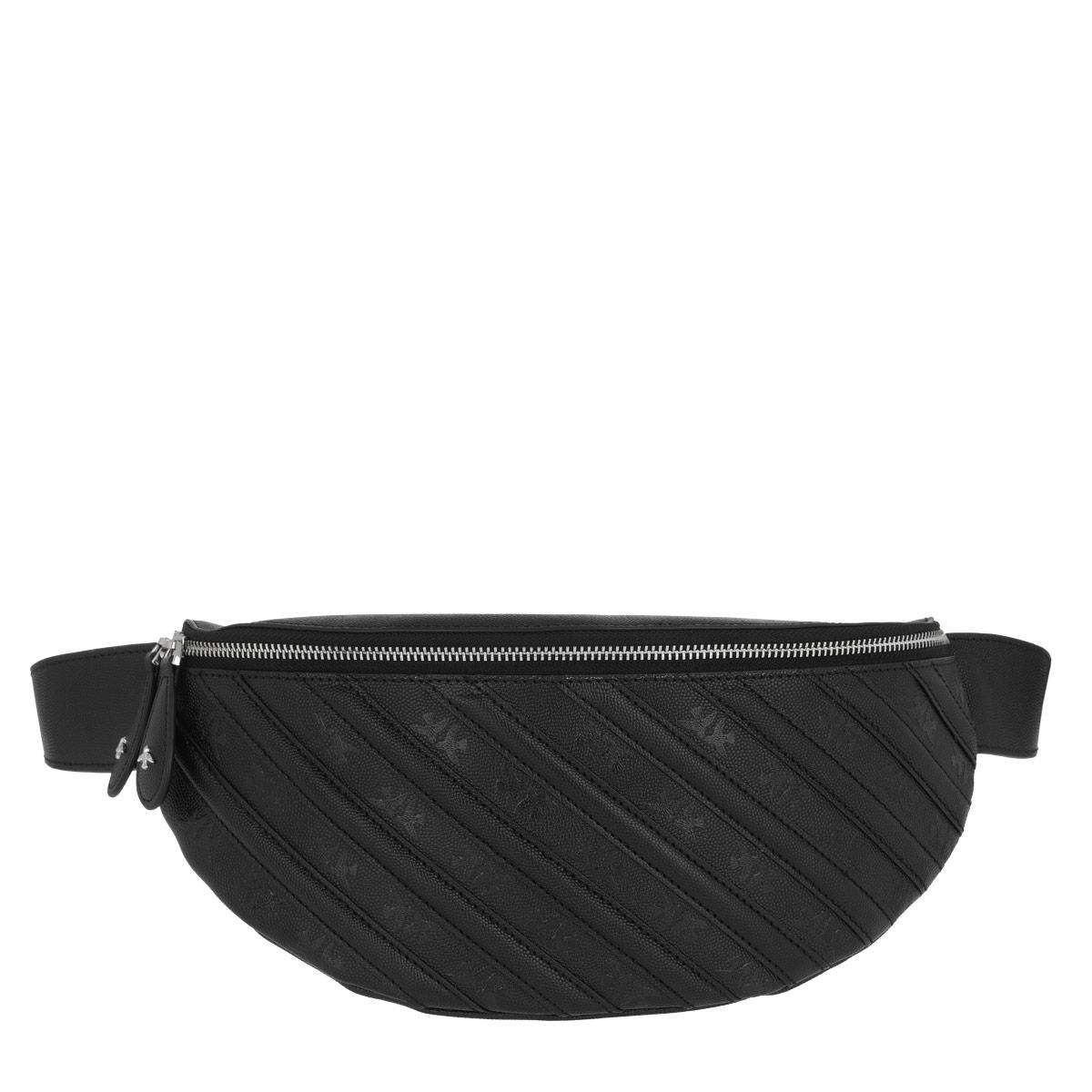 Pinko Gürteltasche - Giungla Belt Bag Nero Limousine - in schwarz - für Damen