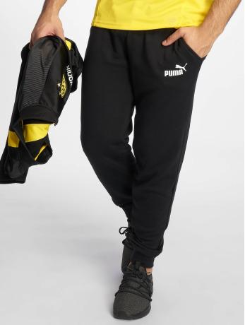 Puma Performance Männer Jogger Pants ESS Logo in schwarz