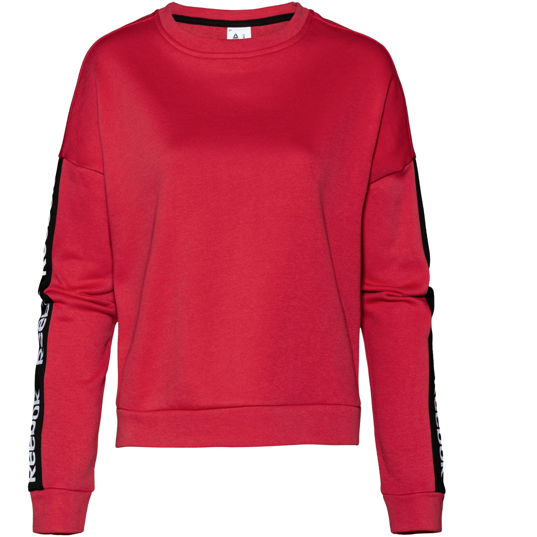 Reebok Linear Sweatshirt Damen