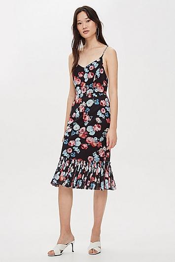**Rosella Kleid von Lace & Beads - Schwarz
