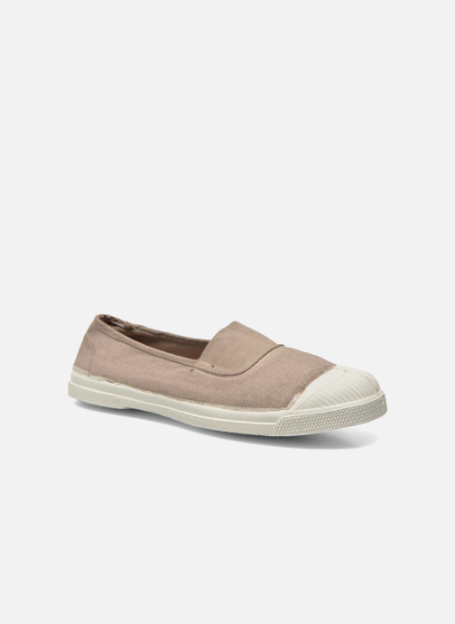 SALE -20 Bensimon - Tennis Elastique - SALE Ballerinas für Damen / beige