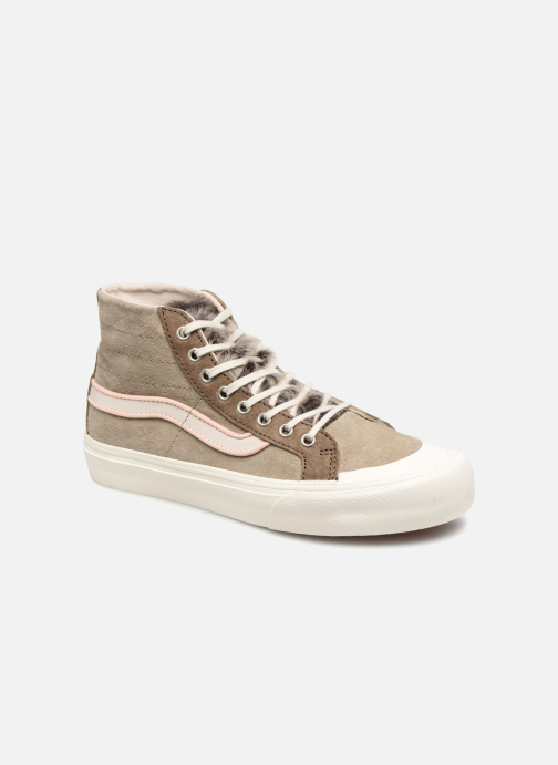 SALE -30 Vans - SK8-Hi 138 Decon SF - SALE Sneaker für Damen / grau
