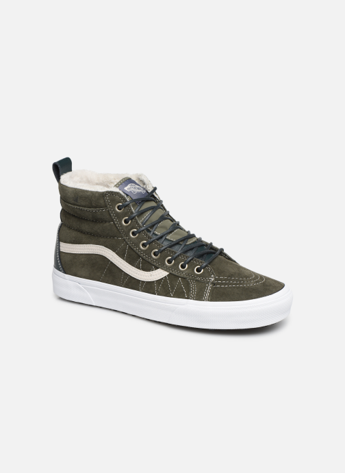 SALE -30 Vans - SK8-Hi MTE W - SALE Sneaker für Damen / grün