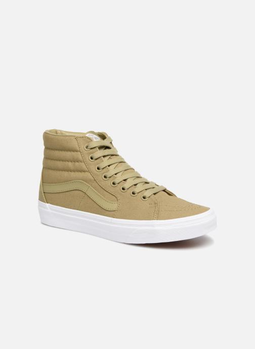 SALE -40 Vans - SK8 Hi W - SALE Sneaker für Damen / beige