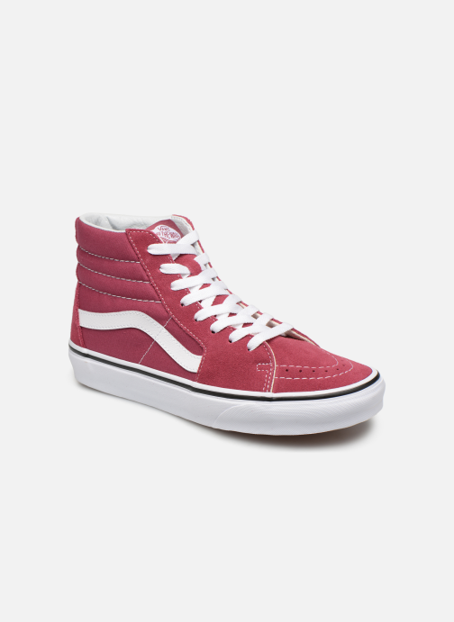 SALE -40 Vans - SK8 Hi W - SALE Sneaker für Damen / weinrot