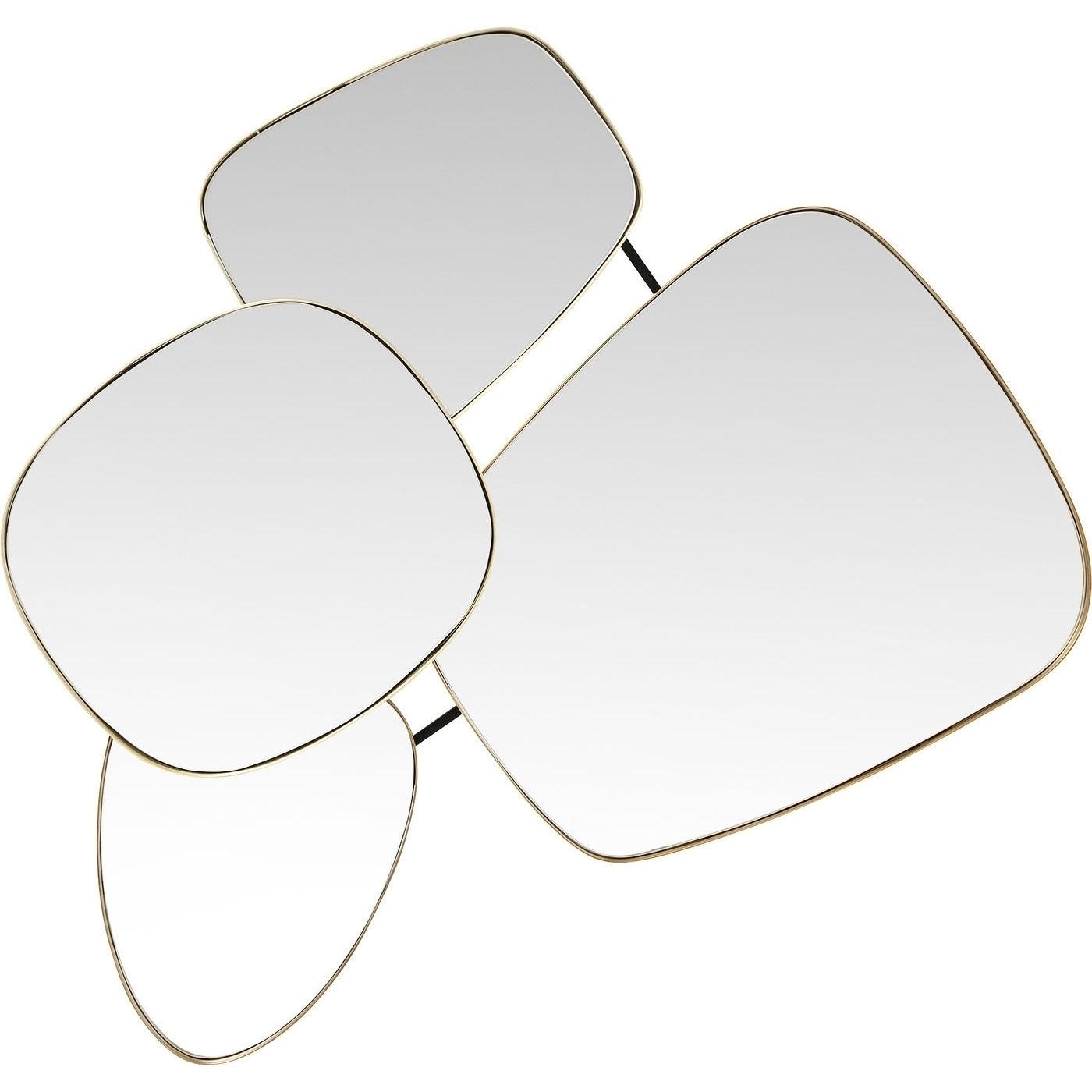 Spiegel Shapes 130x105cm