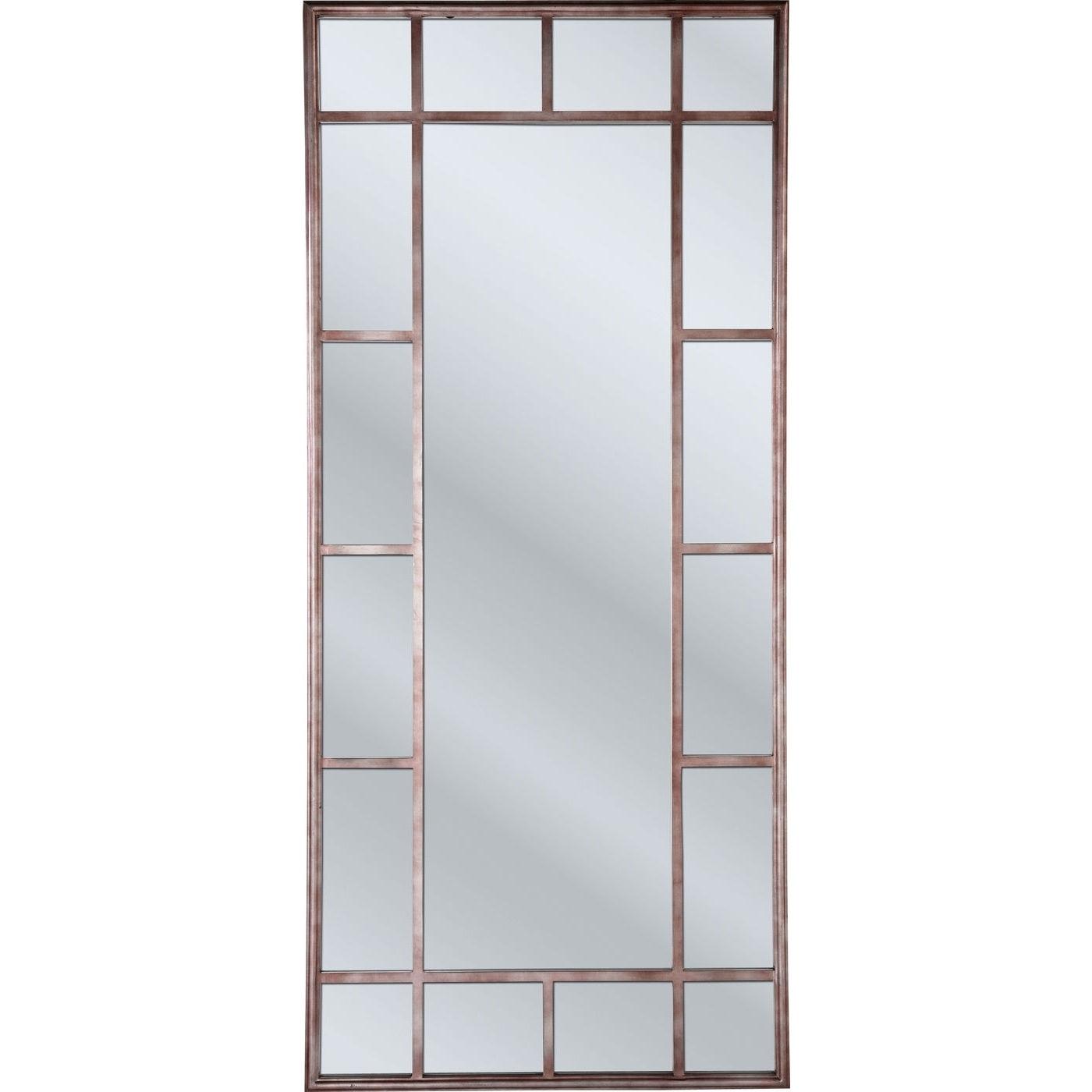 Spiegel Window Iron 200x90cm