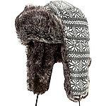 Strellson Sportswear Mütze grau-weiß 6463/30