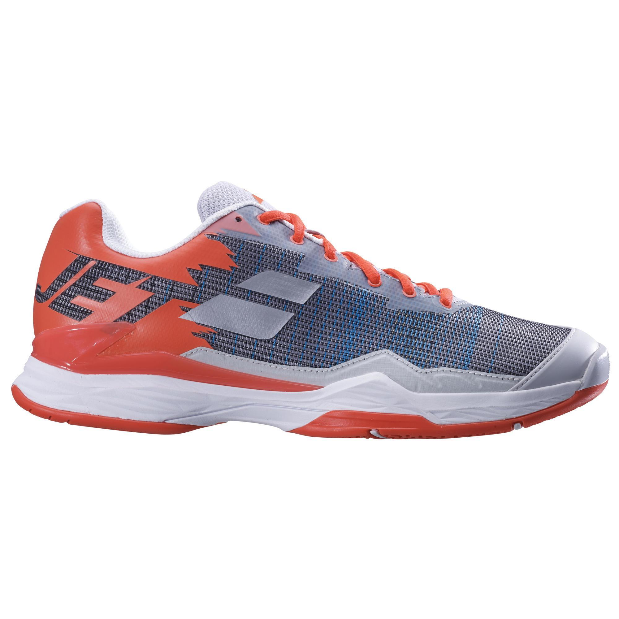 Tennisschuhe Jet Mach 1 Herren Multicourt grau/orange