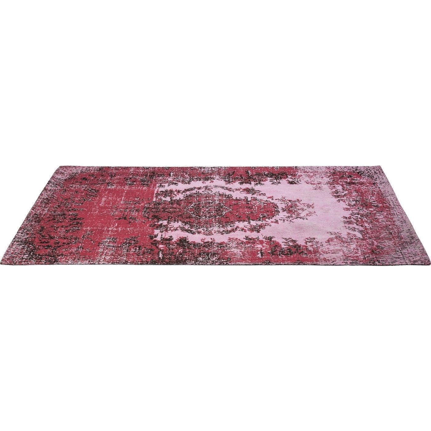 Teppich Kelim Pop Pink 240x170cm