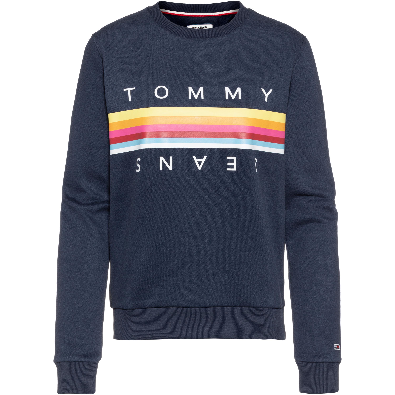 Tommy Jeans Rainbow Tommy Sweatshirt Damen