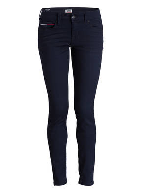 Tommy Jeans Skinny-Jeans Nora blau