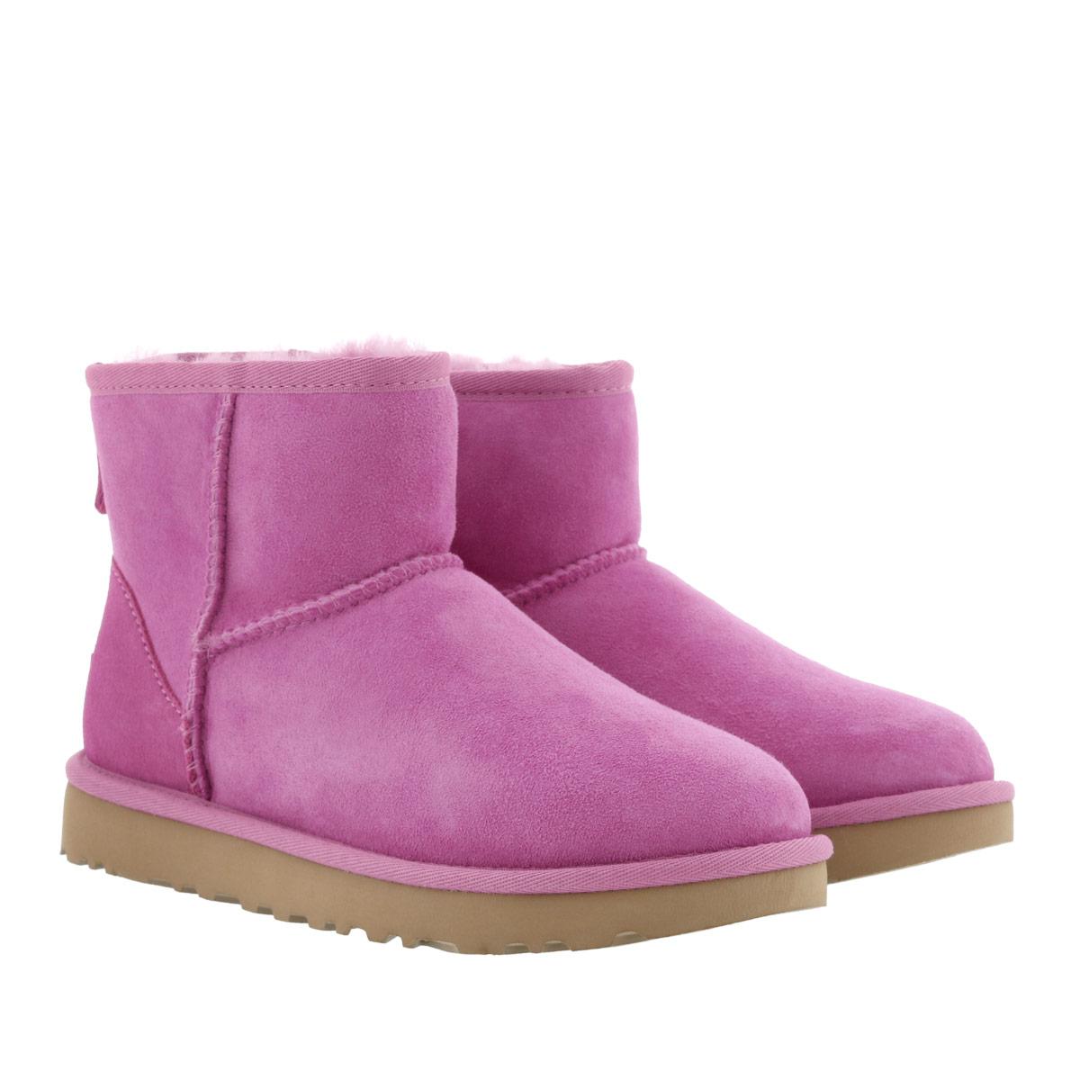 UGG Boots - W Classic Mini II Bodacious - in pink - für Damen