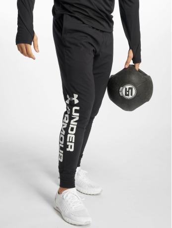 Under Armour Männer Jogger Pants Sportstyle Cotton Graphic in schwarz