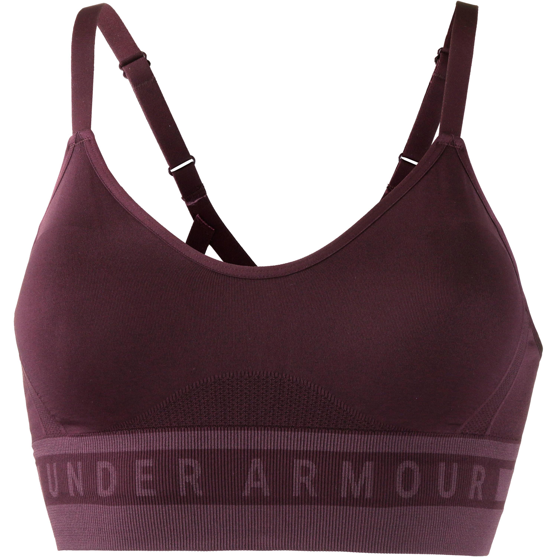 Under Armour Seamless Longline Sport-BH Damen