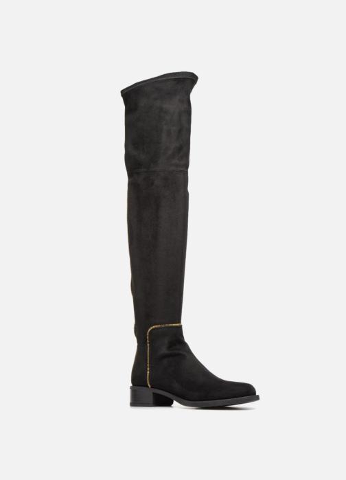 Unisa - ELIANA ST BLACK GOLD - Stiefel für Damen / schwarz
