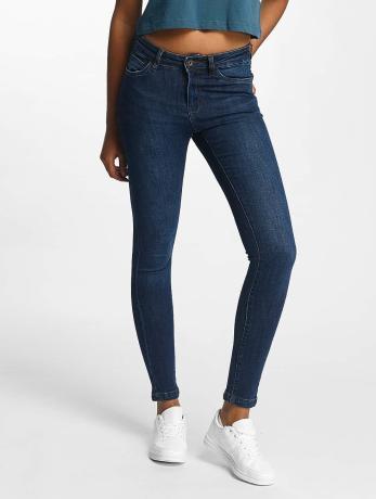 Urban Classics Frauen Skinny Jeans Skinny Denim in blau