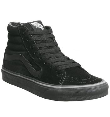 Vans Sk8 Hi PIRATE BLACK FROST GREY,Schwarz,Bunt,Grau,Weiß,Rot