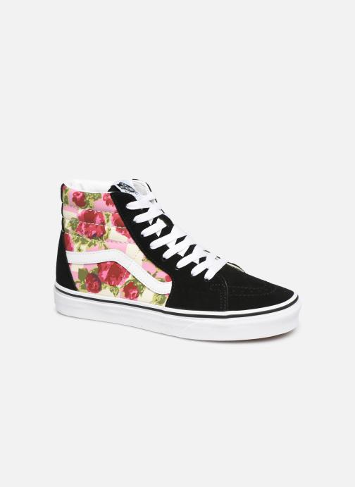 Vans - Sk8-Hi (Romantic Floral) - Sneaker für Damen / schwarz