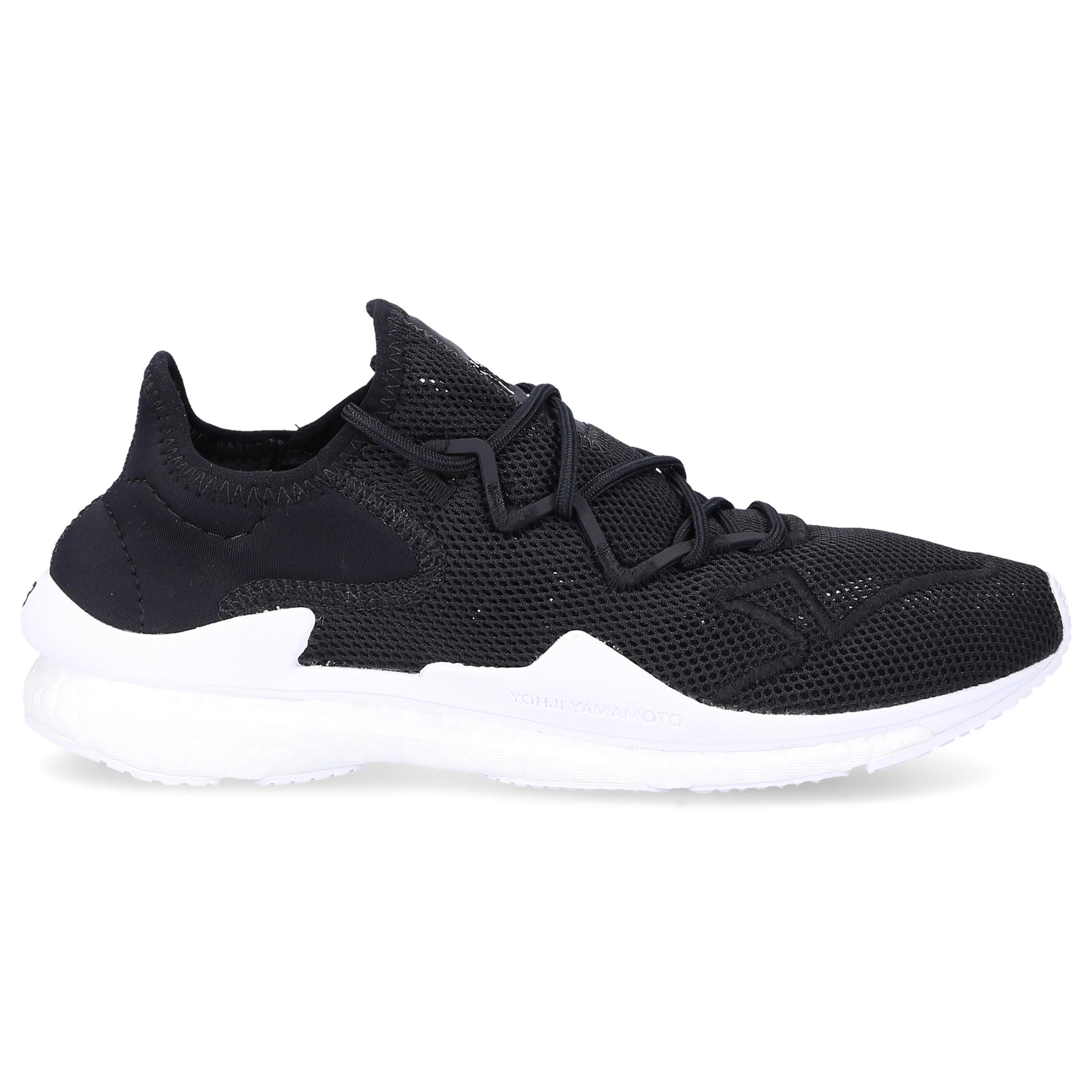 Y-3 Sneaker low ADIZERO RUNNER Polyamid Polyester schwarz