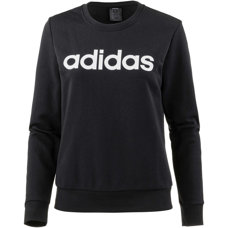 adidas Essential Linear Sweatshirt Damen