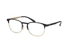 adidas Originals AOM 003O 009.120, inkl. Gläser, Quadratische Brille, Herren