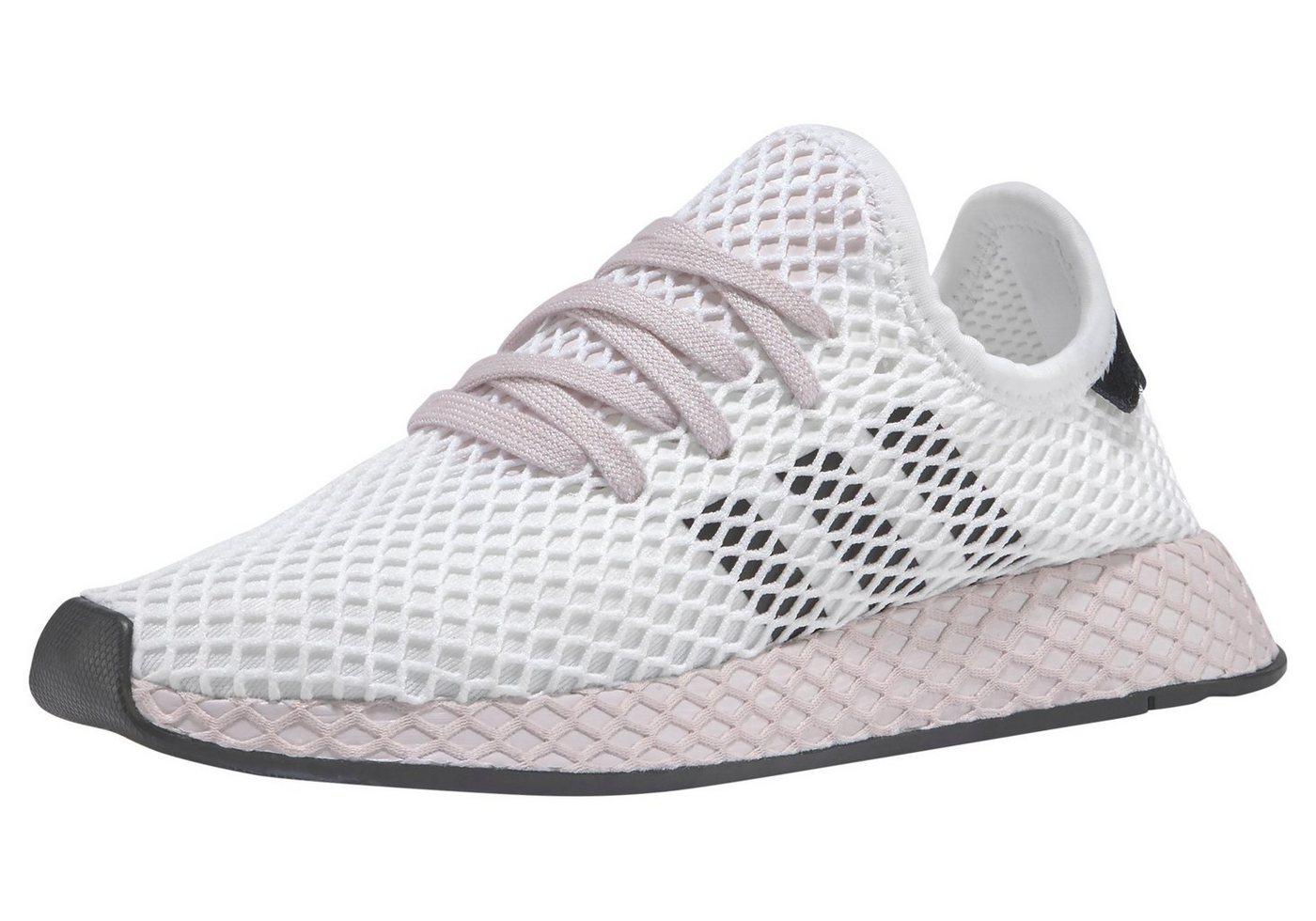 Adidas Originals Deerupt Runner Herren weiß EE5673