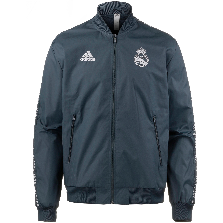 adidas Real Madrid Trainingsjacke Herren