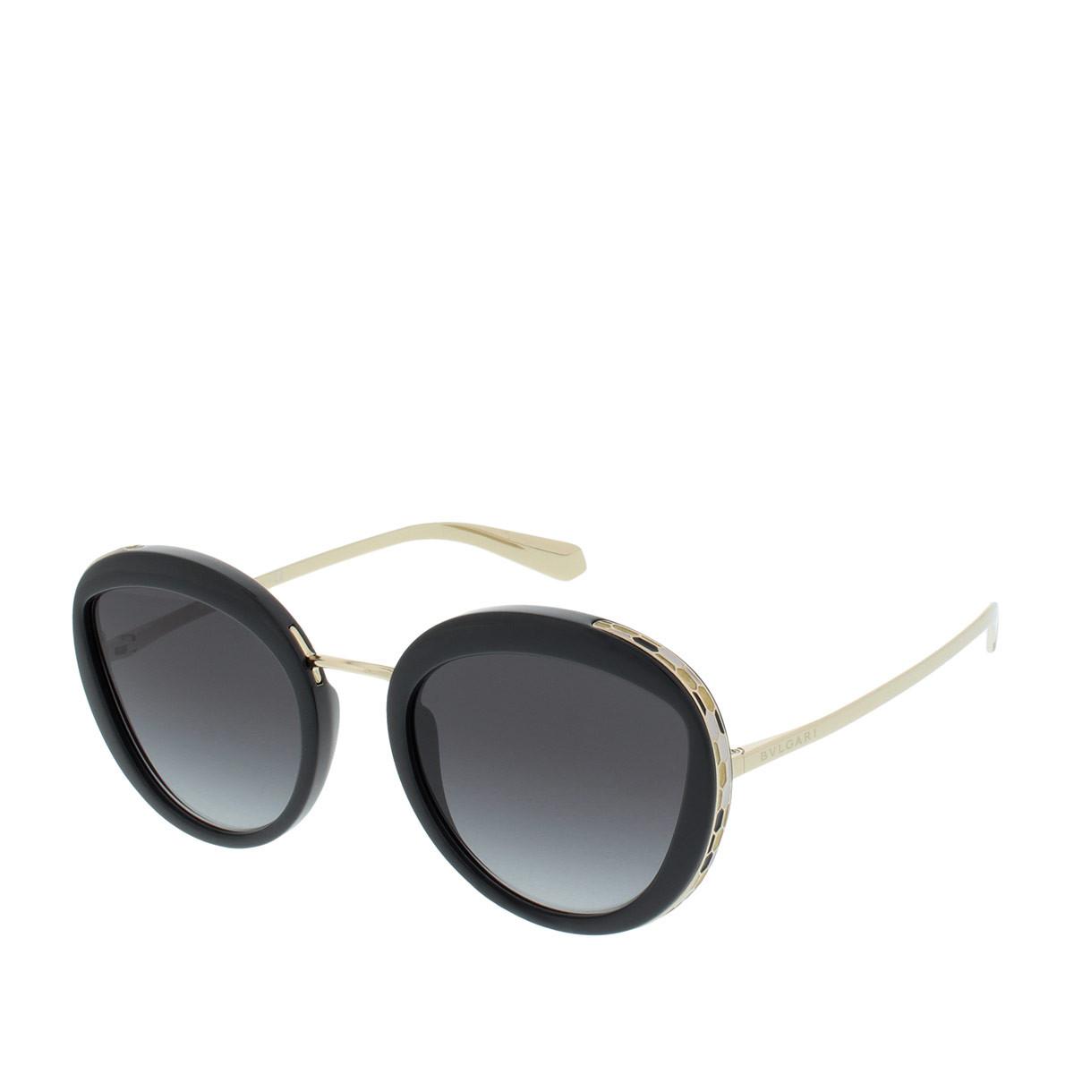 BVLGARI Sonnenbrille - BV 0BV8191 52 901/8G - in schwarz - für Damen